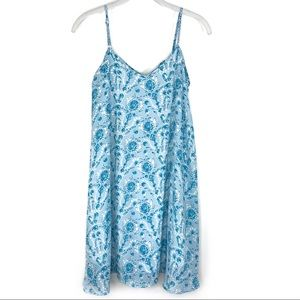 Lauren James spaghetti strap sun dress Sz XS